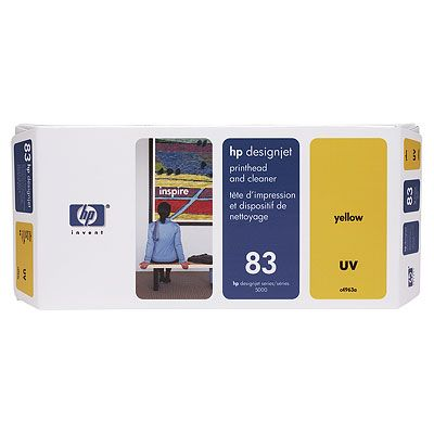 HP-83-UV--C4963A--PRINTHEAD-CLEANER-YELLOW