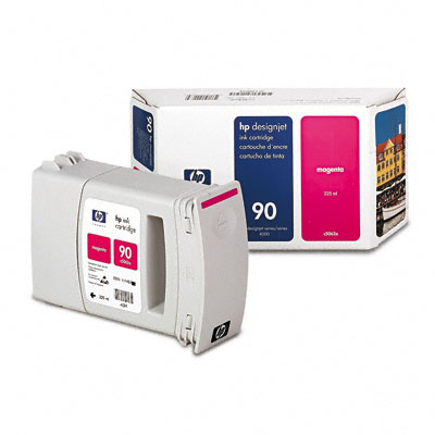 HP-90--C5062A--CARTUS-COLOR-MAGENTA