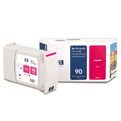 HP-90--C5063A--CARTUS-COLOR-MAGENTA