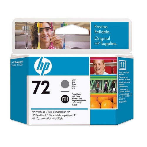 HP-72--C9380A--PRINTHEAD-GREY-SI-PHOTO-BLACK