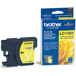 BROTHER-LC1100Y-CARTUS-COLOR-YELLOW