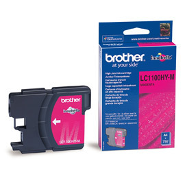 BROTHER-LC1100HYM-CARTUS-COLOR-MAGENTA-DE-CAPACITATE-MARE