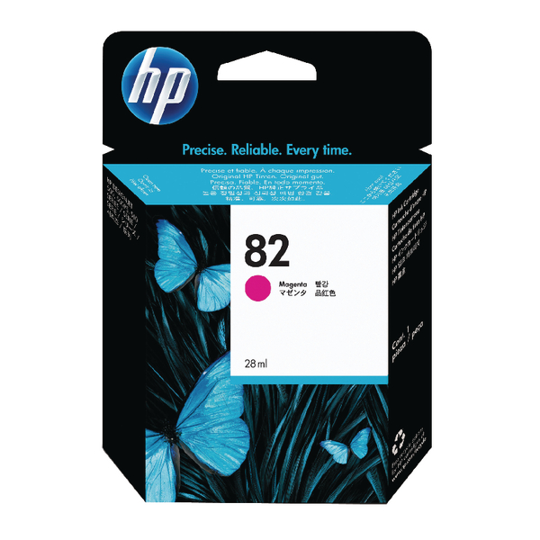 HP-82--CH567A--CARTUS-COLOR-MAGENTA