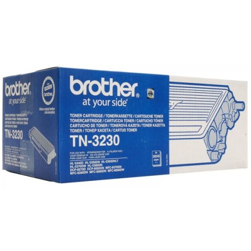 BROTHER-TN-3230-CARTUS-TONER-BLACK