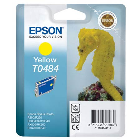 EPSON-T0484--C13T04844010--CARTUS-YELLOW