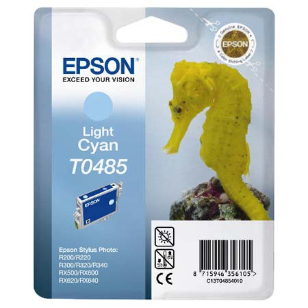 EPSON-T0485--C13T04854010--CARTUS-LIGHT-CYAN