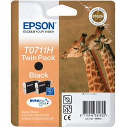 EPSON-T0711--C13T07114H10--CARTUS-BLACK-2pack