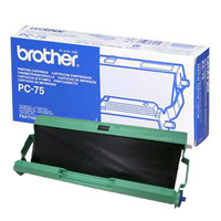 BROTHER-PC75-RIBBON-BLACK