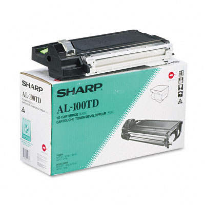 SHARP-AL-100TD-CARTUS-TONER-BLACK