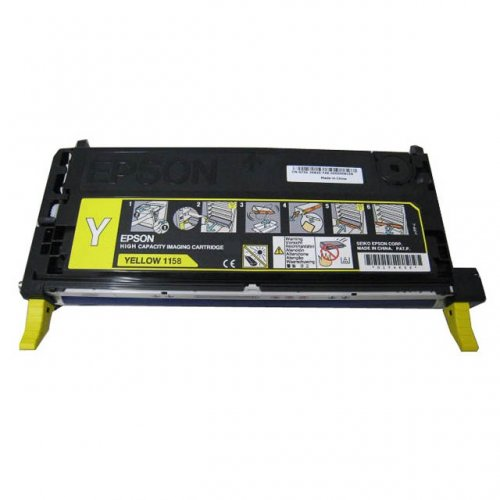 EPSON-S051158--C13S051158--CARTUS-TONER-YELLOW