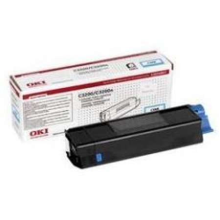 OKI-43034807-CARTUS-TONER-COLOR-CYAN