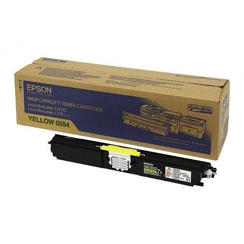 EPSON-C13S050554-CARTUS-TONER-COLOR-YELLOW-DE-MARE-CAPACITATE
