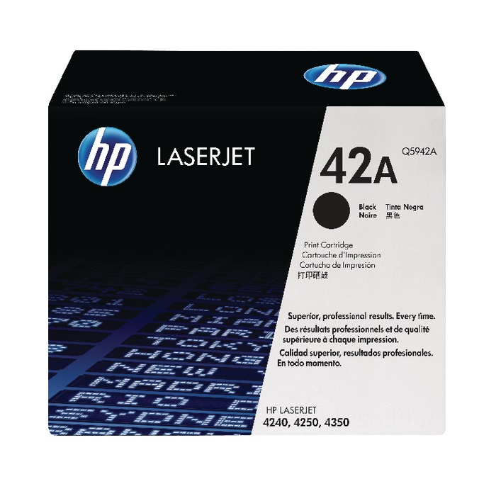 HP-42A--Q5942A--CARTUS-TONER-BLACK
