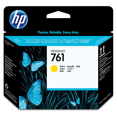 HP-761--CH645A--PRINTHEAD-YELLOW
