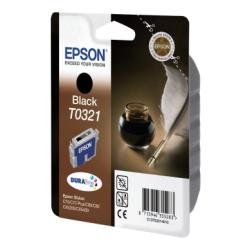 EPSON-T0321--C13T03214010--CARTUS-BLACK