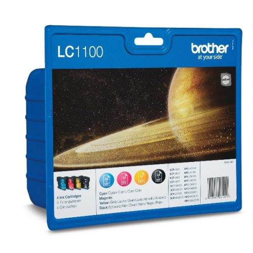 BROTHER-LC1100-SET-MULTIPACK-4-CULORI