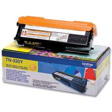 BROTHER-TN-320Y-CARTUS-TONER-COLOR-YELLOW