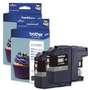 BROTHER-LC123BKX2-CARTUS-BLACK-2pack