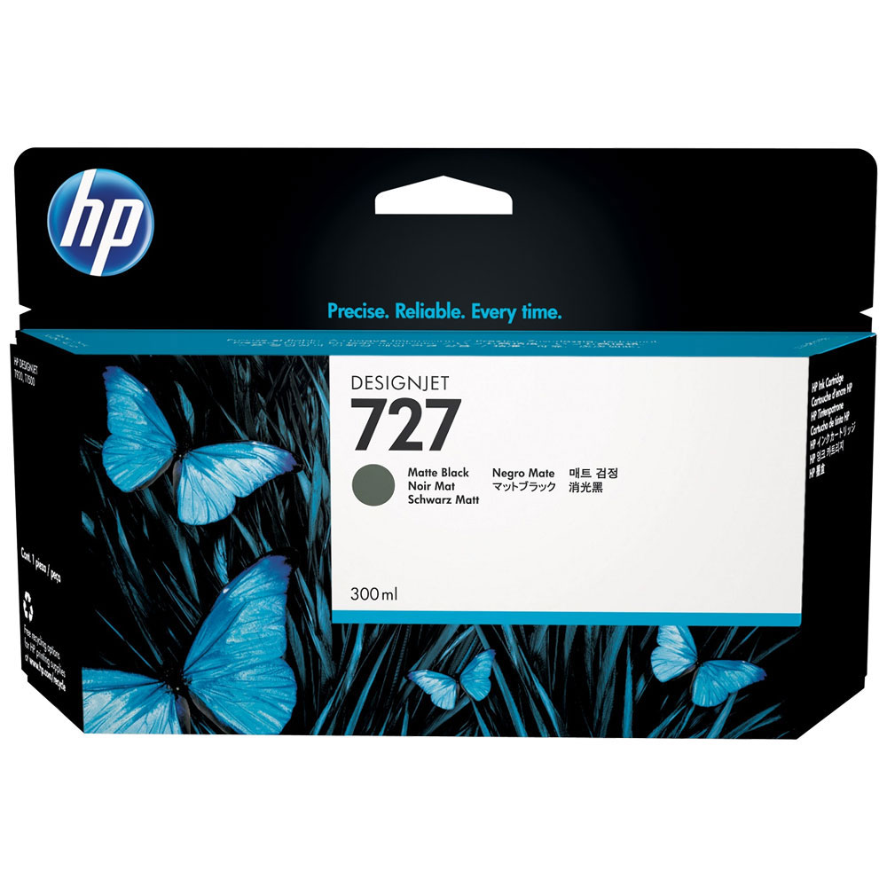 HP-727--C1Q12A--CARTUS-BLACK-MAT-DE-MARE-CAPACITATE