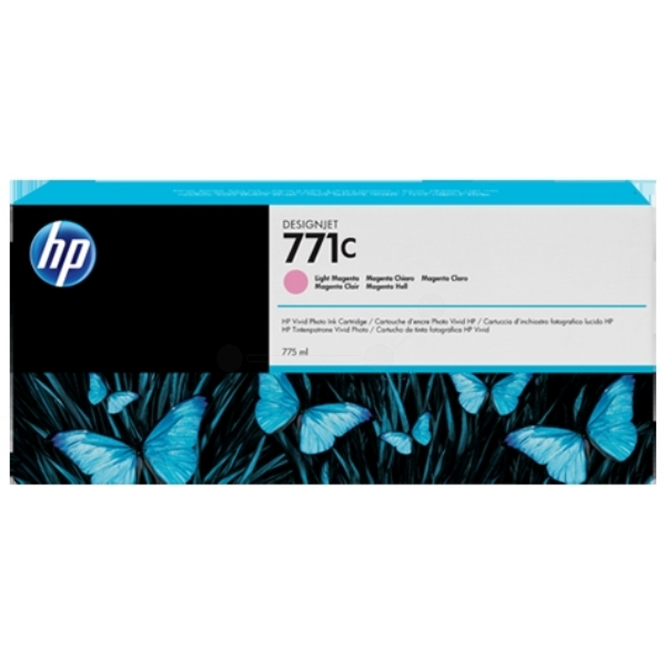 HP-771C--B6Y11A--CARTUS-COLOR-LIGHT-MAGENTA