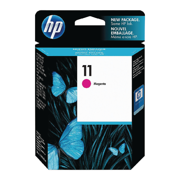 HP-11--C4837AE--CARTUS-COLOR-MAGENTA