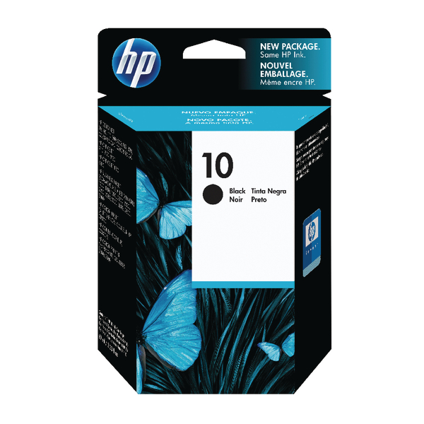 HP-10--C4844AE--CARTUS-BLACK
