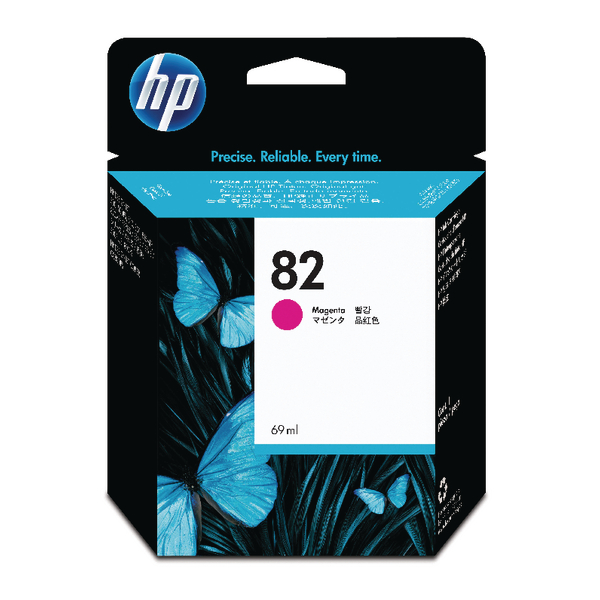 HP-82--C4912A--CARTUS-COLOR-MAGENTA