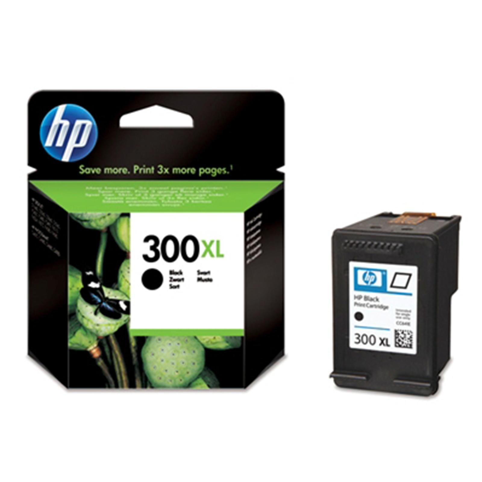 HP 300XL (CC641EE) CARTUS BLACK