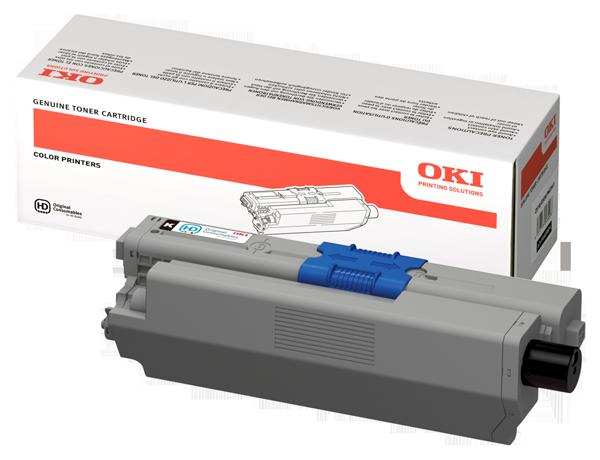 OKI 44973508 CARTUS TONER BLACK DE CAPACITATE MARE