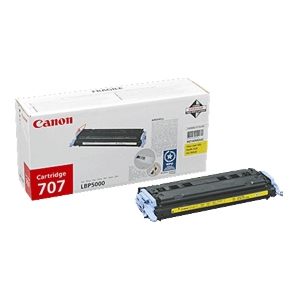 CANON-CRG-707Y-CARTUS-TONER-YELLOW