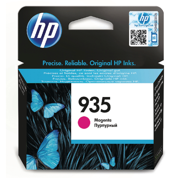 HP 935 (C2P21AE) CARTUS COLOR MAGENTA