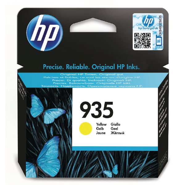 HP-935--C2P22AE--CARTUS-COLOR-YELLOW