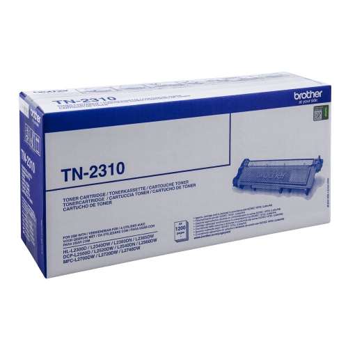 BROTHER TN-2310 CARTUS TONER BLACK