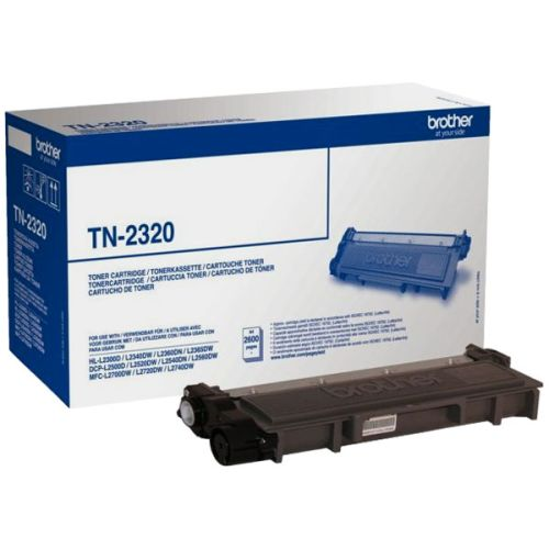 BROTHER-TN-2320-CARTUS-TONER-NEGRU