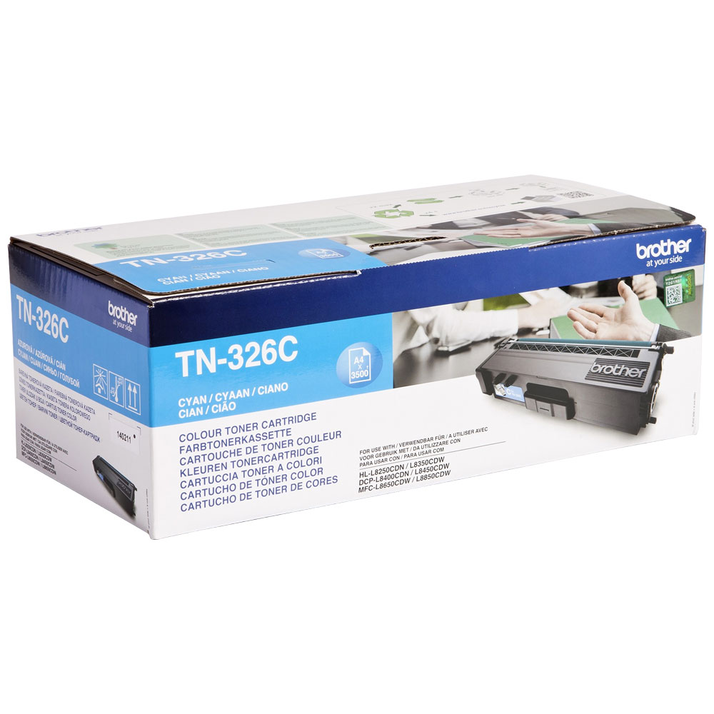 BROTHER-TN-326C-CARTUS-TONER-CYAN