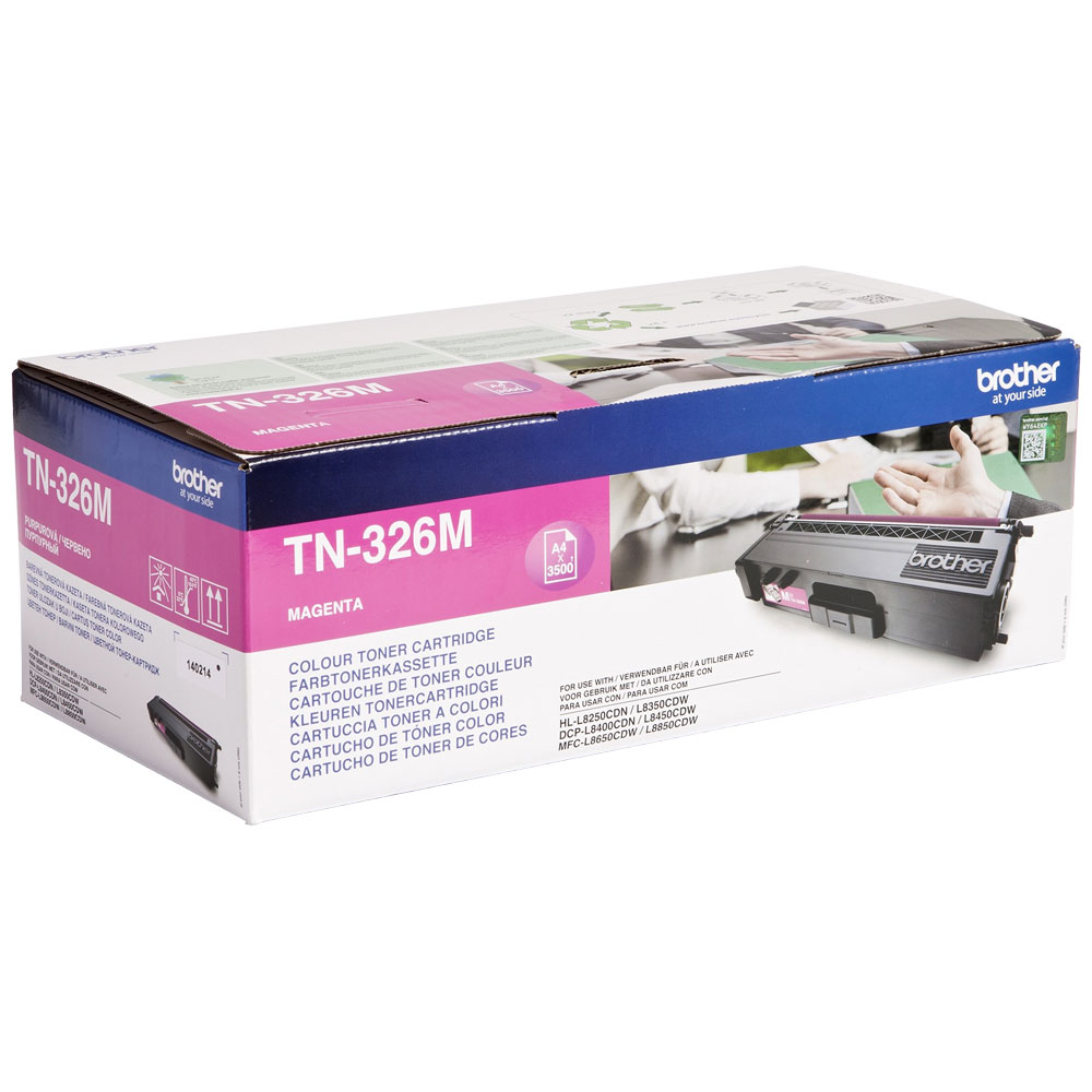 BROTHER-TN-326M-CARTUS-TONER-MAGENTA
