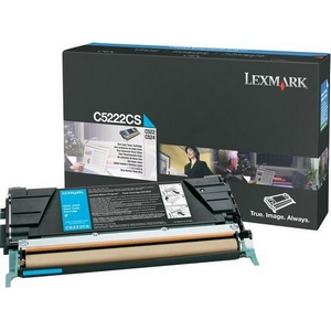 LEXMARK-C5222CS-CARTUS-TONER-COLOR-CYAN