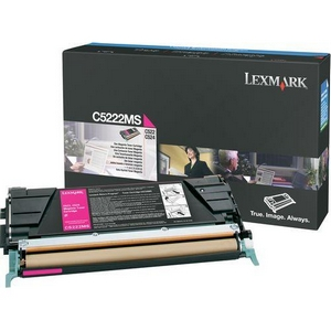 LEXMARK-C5222MS-CARTUS-TONER-COLOR-MAGENTA