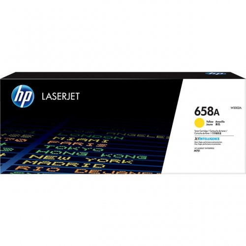 HP-658A--W2002A--CARTUS-TONER-YELLOW