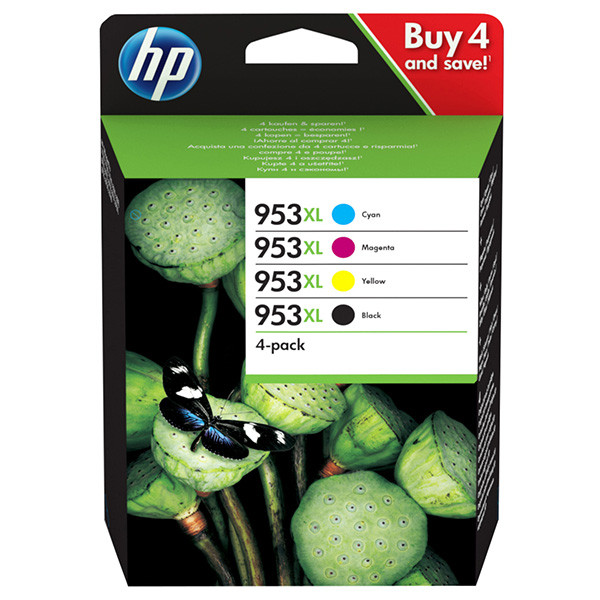 HP 953XL (3HZ52AE) SET MULTIPACK 4 CULORI