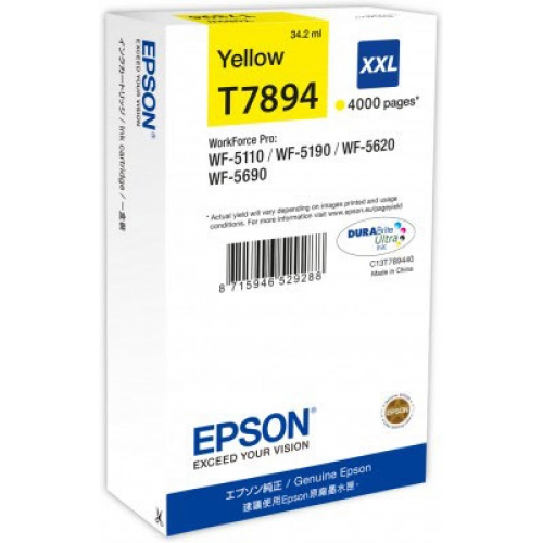 EPSON-T7894--C13T789440--CARTUS-YELLOW