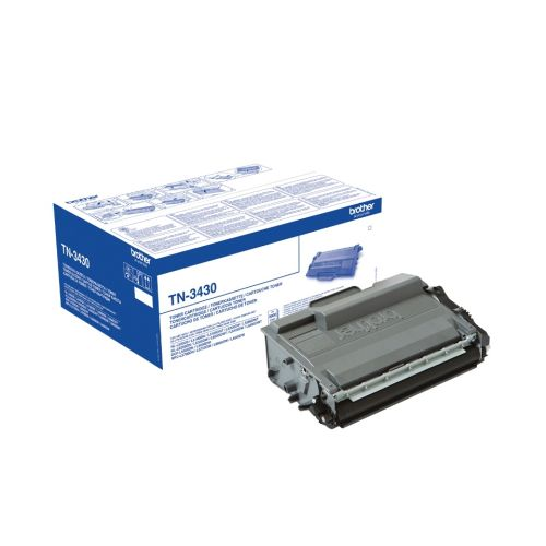BROTHER-TN-3430-CARTUS-TONER-BLACK